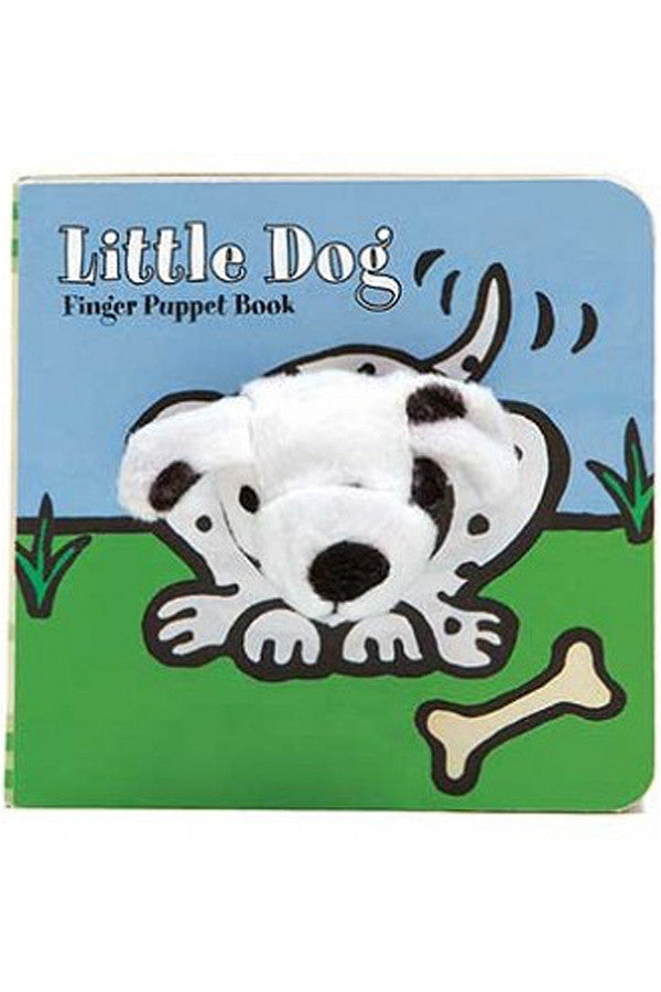 Finger Puppet Book - Little Dog