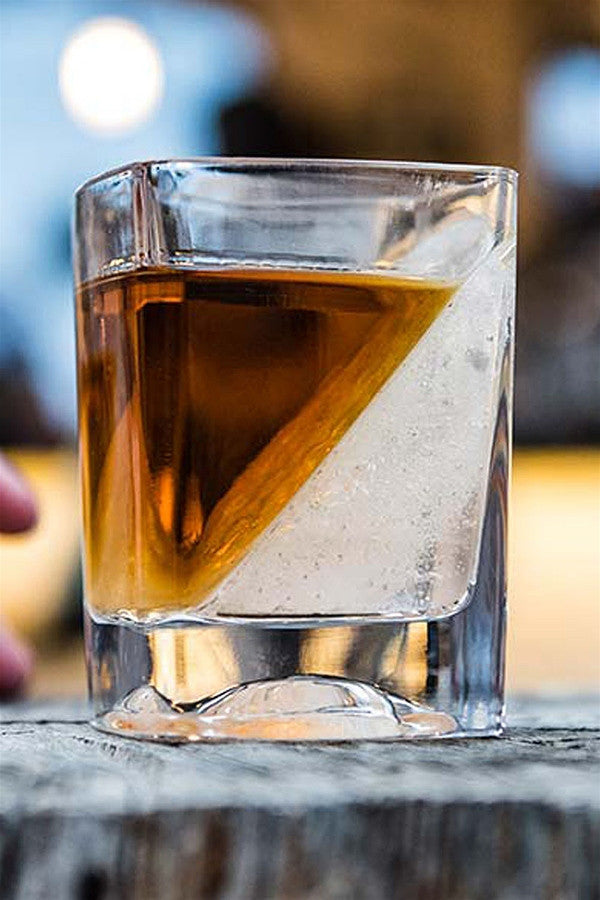 The Whiskey Wedge Cup