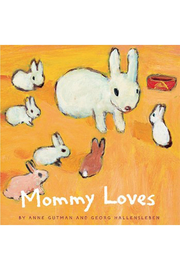 """Mommy Loves"" Book"