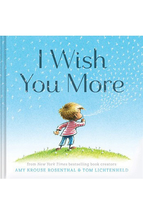 """I Wish You More"" Book"