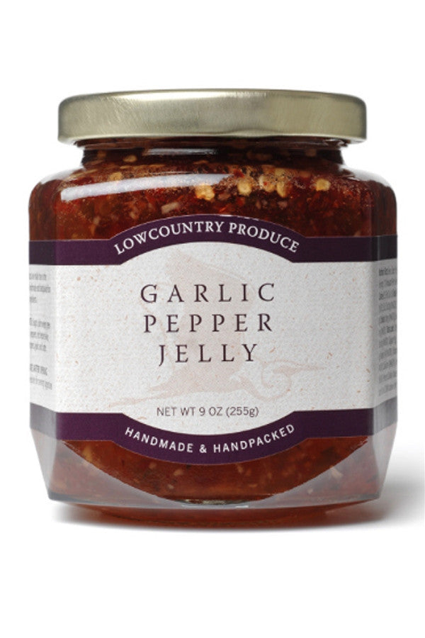 Garlic Pepper Jelly