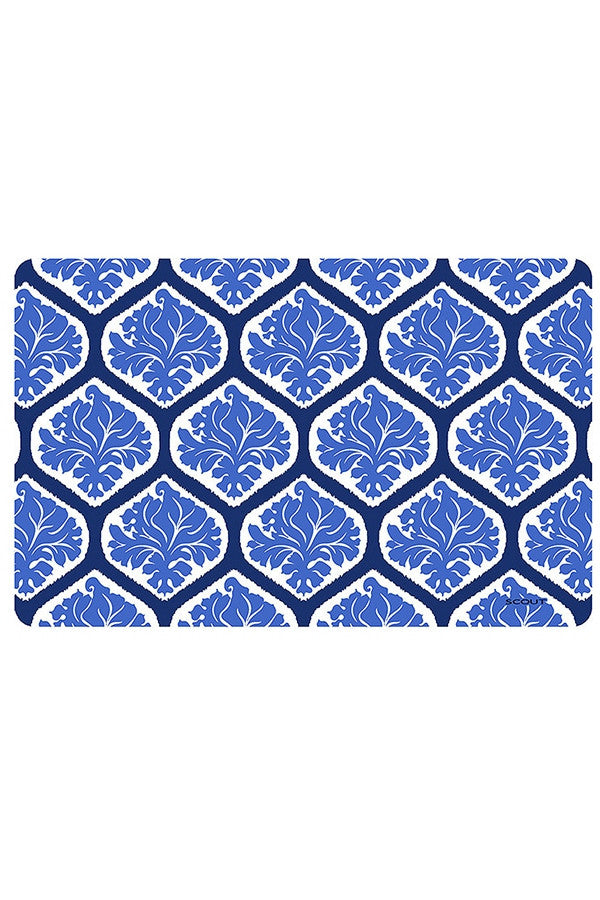 SCOUT Floor Mat - Blue Lattice Quo  - LATTICEQUO