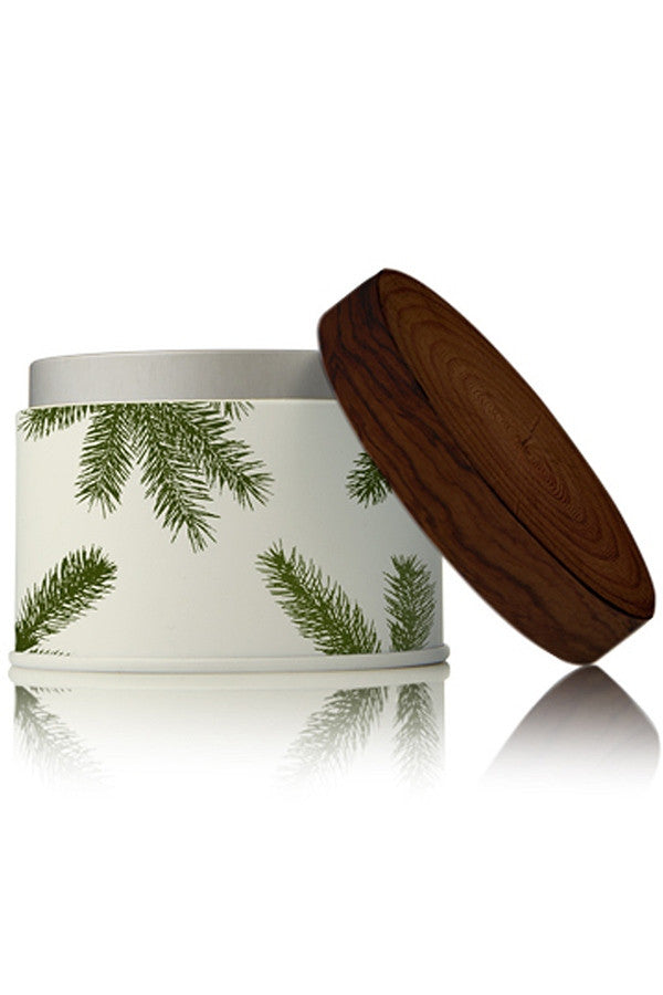 Frasier Fir Tin Candle - Pine