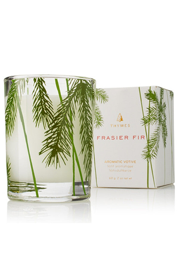 Frasier Fir Pine Votive Candle