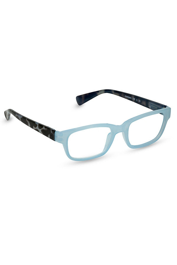 "Reading Glasses - Blue ""GooGoo Eyes""  - 2.75"