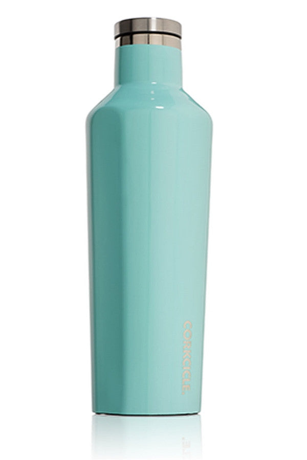 Modern Corkcicle Canteen - Turquoise
