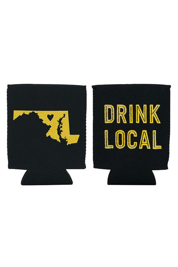 State of Maryland Koozie