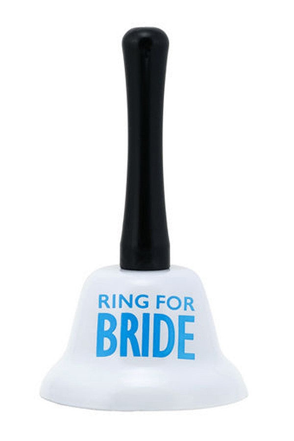 Ring for Bride Bell!  - BRIDE