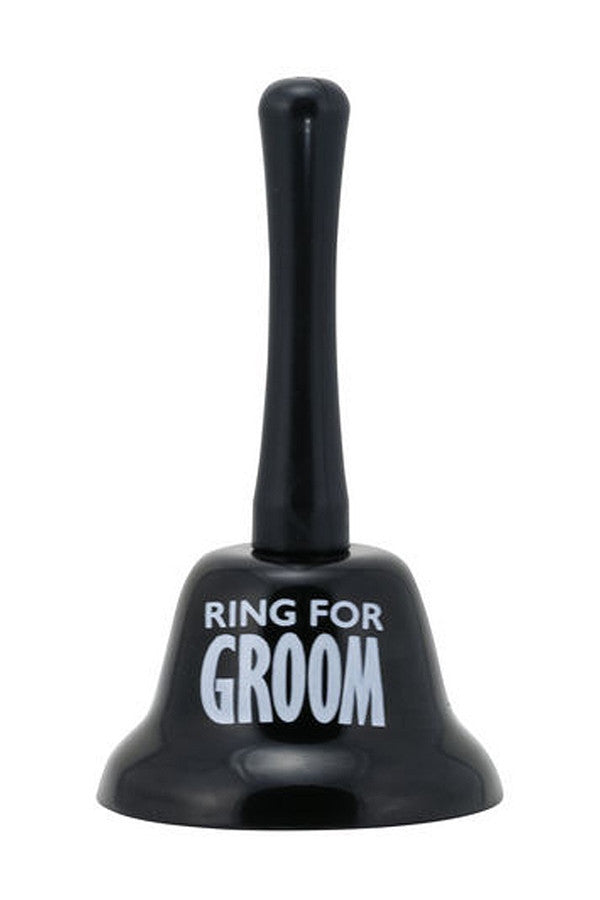 Ring for Groom Bell!  - GROOM