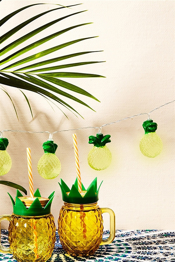 LED Pineapple Lights