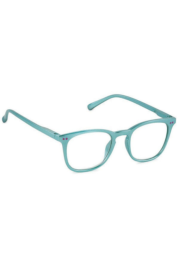 "Reading Glasses - Teal ""Carnivale""  - 2.50"