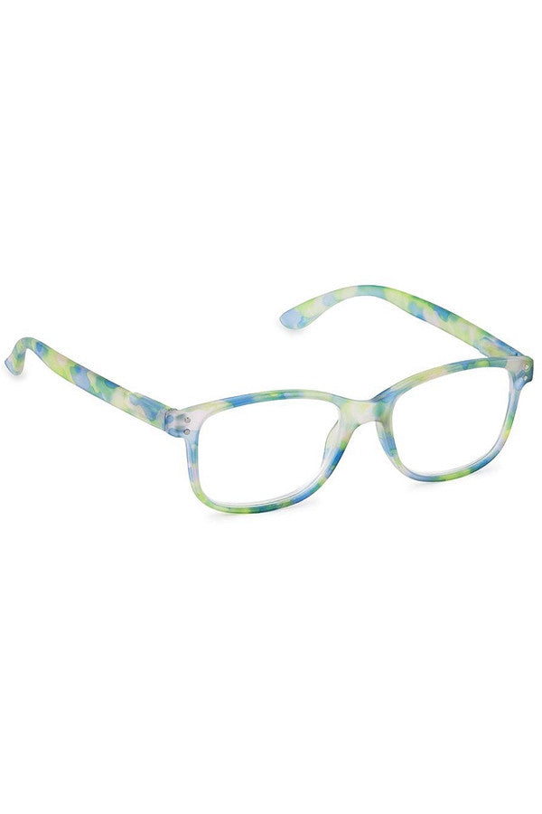 "Reading Glasses - Green ""Bronx""  - 2.25"