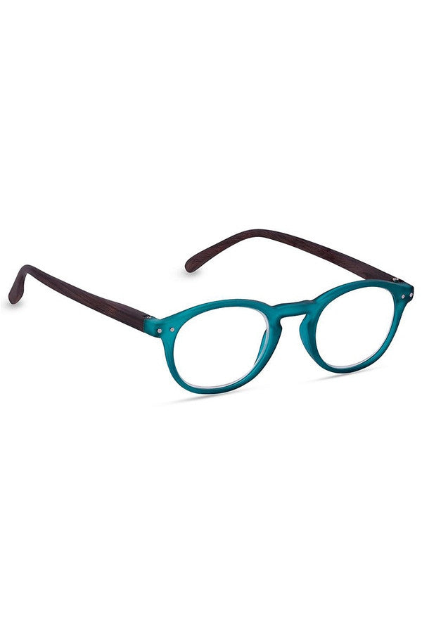 "Reading Glasses - Teal ""Style 11""  - 2.25"