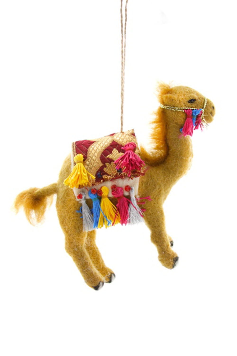 Soft Ornament - Silk Road Camel