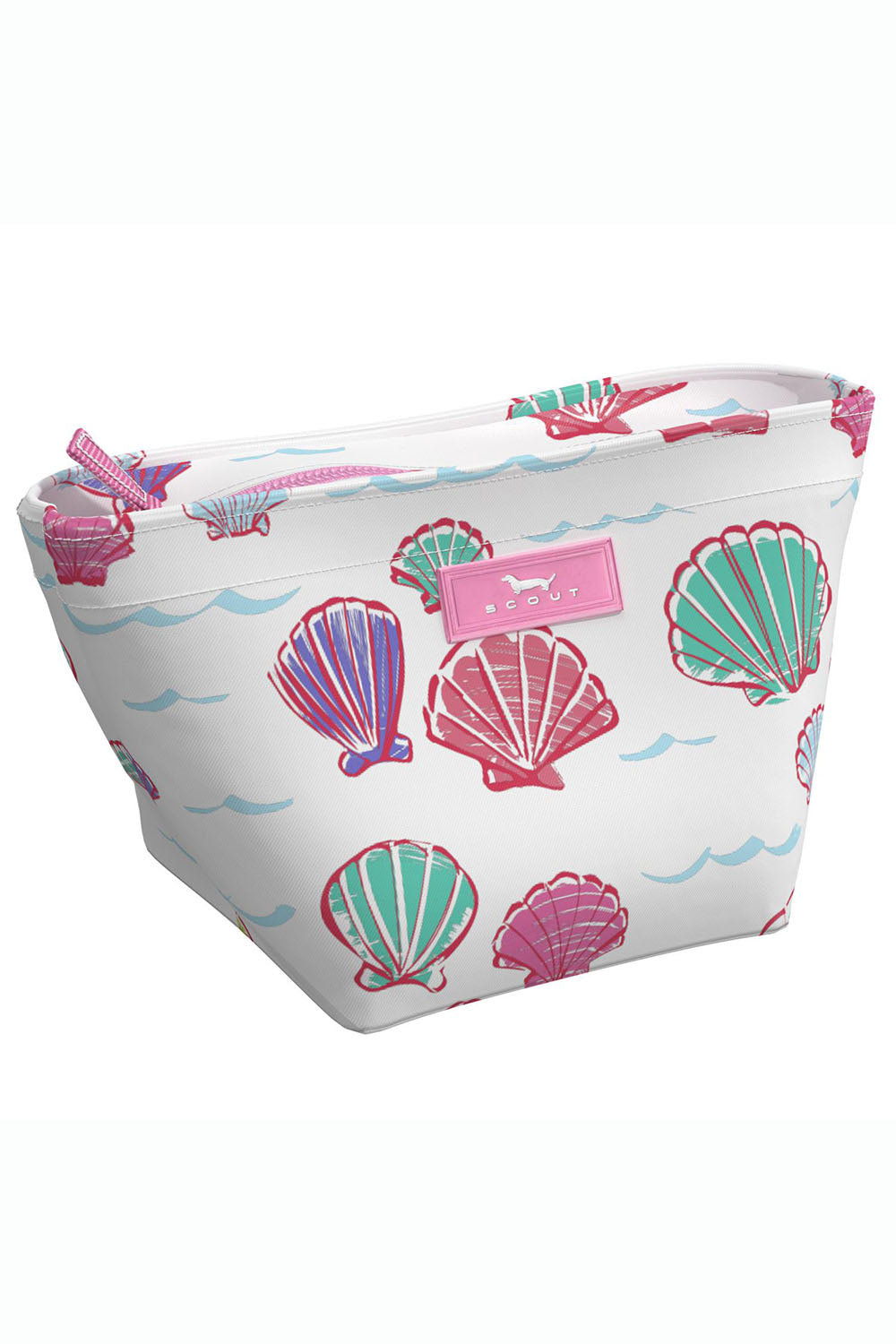 "Crown Jewels Cosmetic Case - ""Let's Shellabrate"" WYWH"