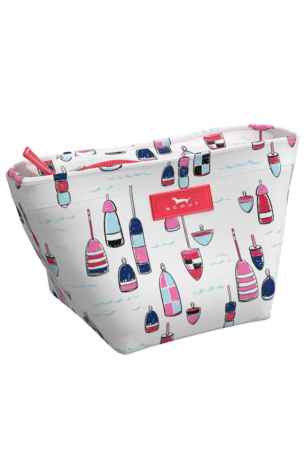 "Crown Jewels Cosmetic Case - ""Buoy Oh Buoy"" WYWH"