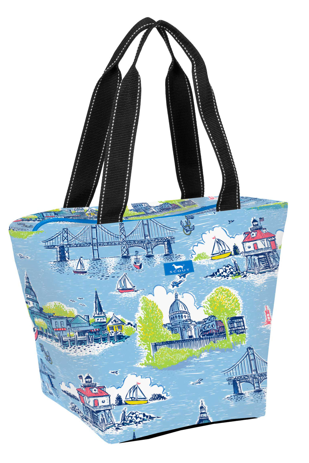 "Daytripper Tote Bag - ""Exclusive Annapolis at Whimsicality"""
