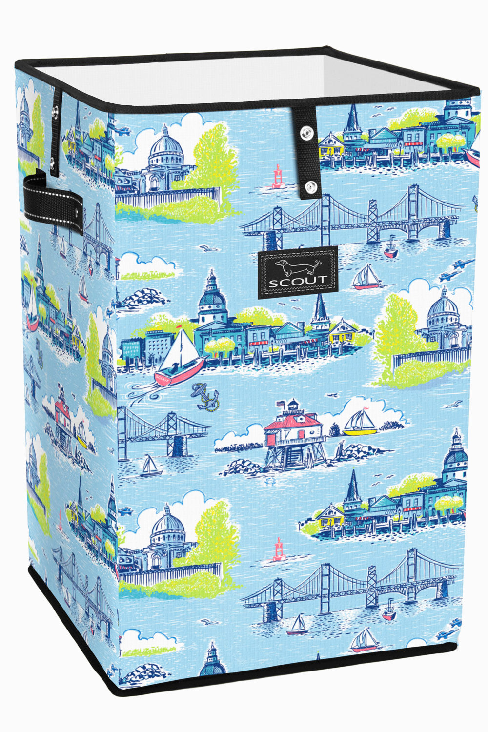 "*PRE ORDER ONLY!* Trash Cache Bin - ""Exclusive Annapolis at Whimsicality"""
