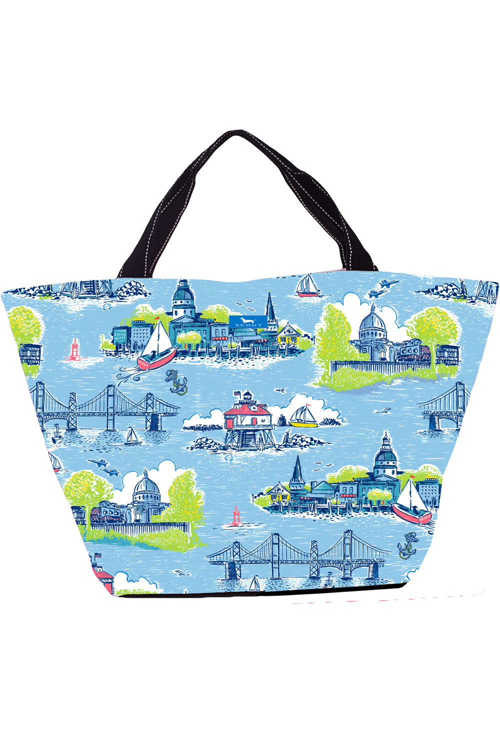 "Weekender Tote Bag - ""Exclusive Annapolis at Whimsicality"""