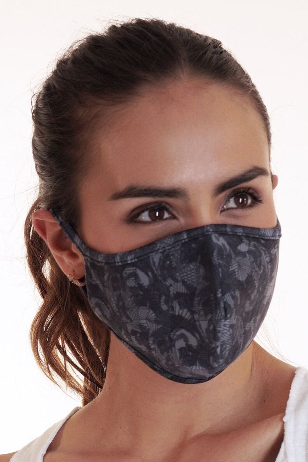Reversible Face Mask - Slate Mirrors