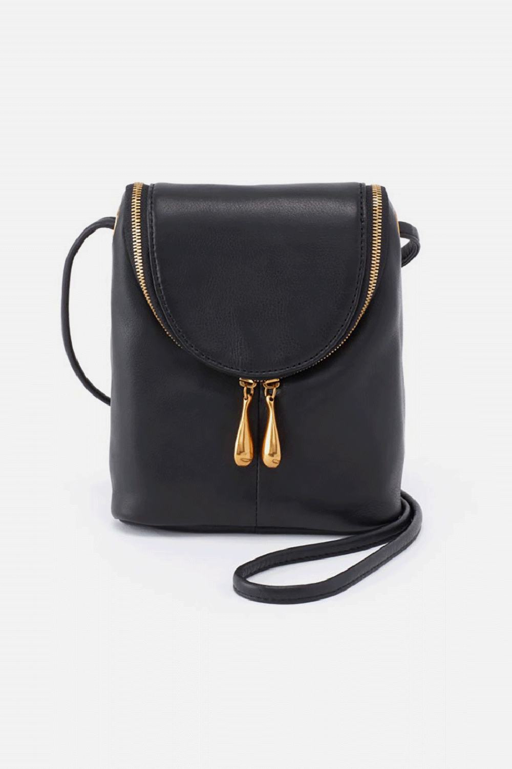 Fern Crossbody Purse - Black