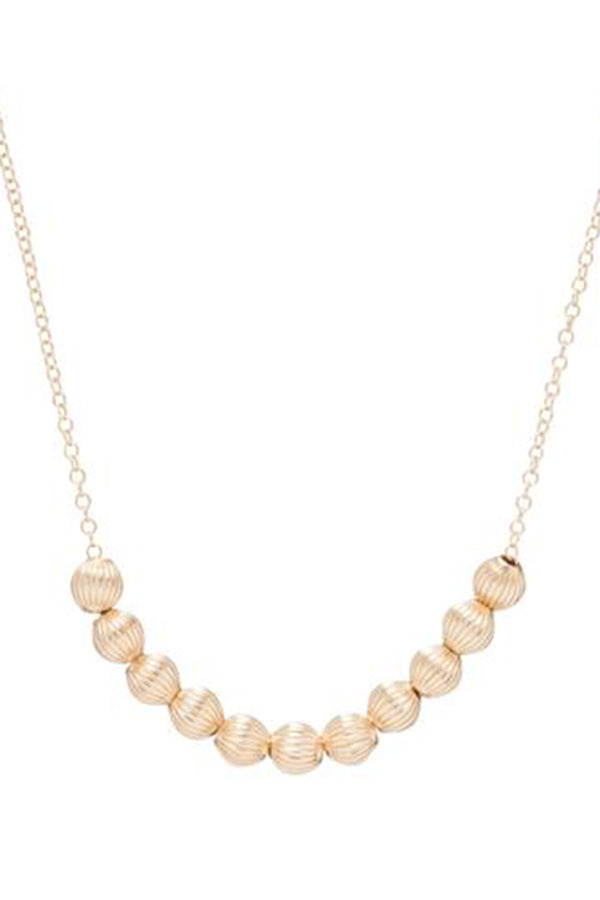 EN Bliss Dignity Necklace - Gold