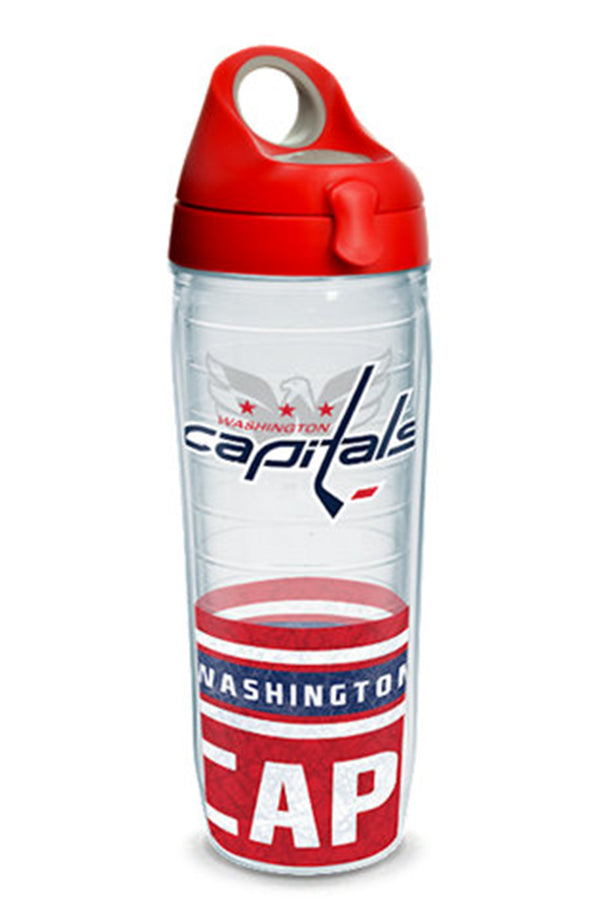 Water Bottle Wrap - NHL - Washington, DC Capitals