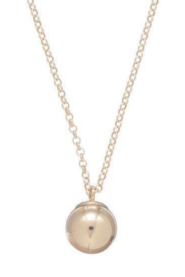 EN Clarity Necklace - Gold