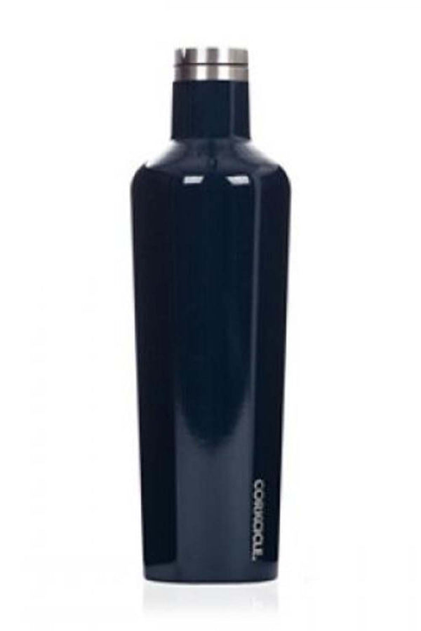 Modern Corkcicle Canteen - Gloss Navy Blue