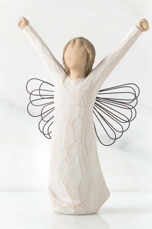 Willow Tree Figure - Courage