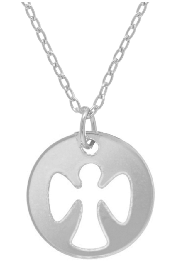 EN Guardian Necklace - Sterling