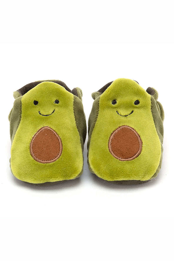 Amuseable Baby Booties - Avocado