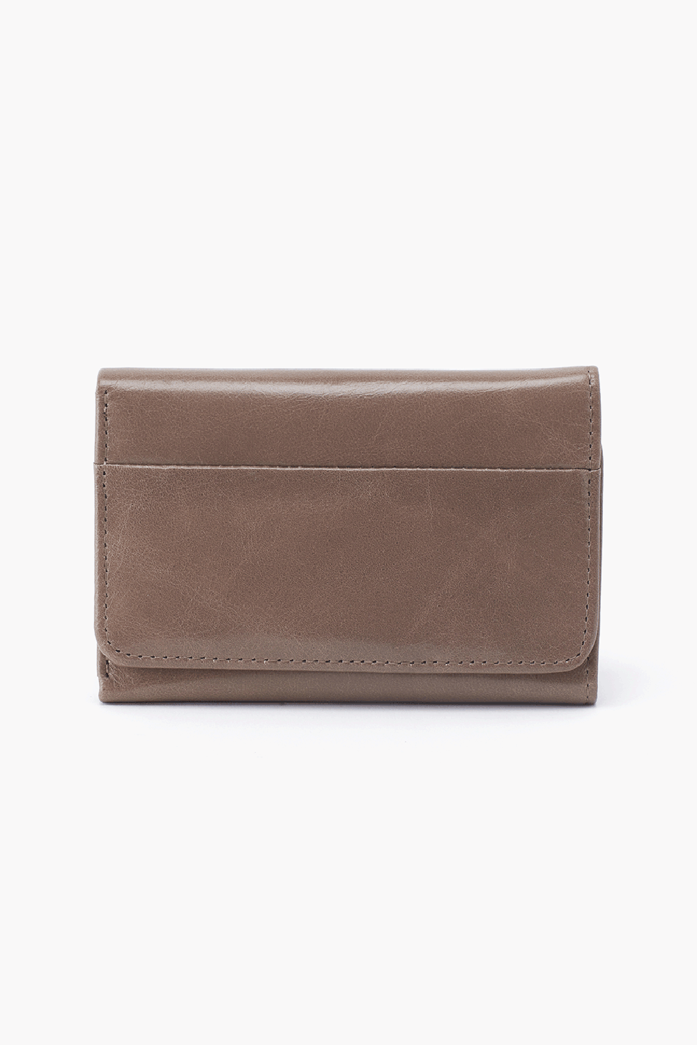 Jill Mini Wallet - Gravel
