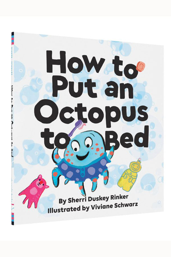 How to Put an Octopus to Bed Book