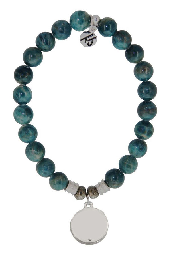 TJ Beaded Bracelet Exclusive - Kyanite Stone