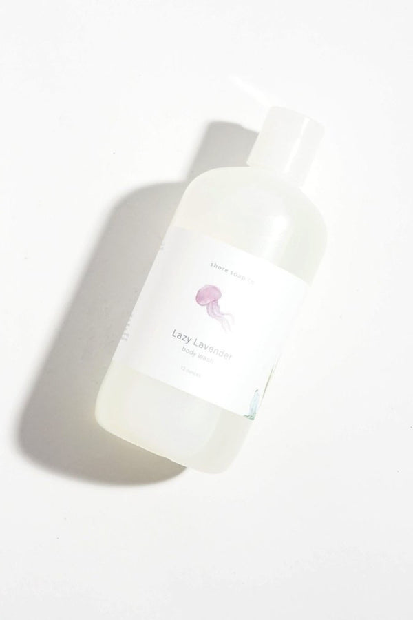 Coastal Body Wash - Lazy Lavender