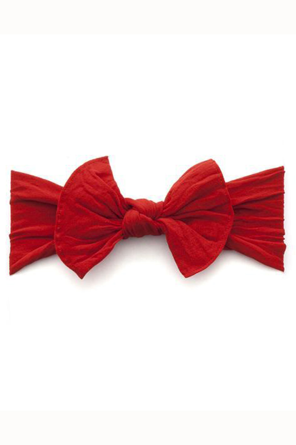 Baby Bow - Cherry Red