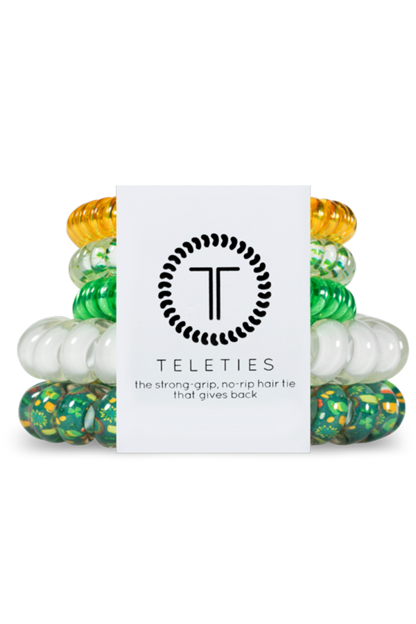 Teleties Hair Ties - No Pinch Please