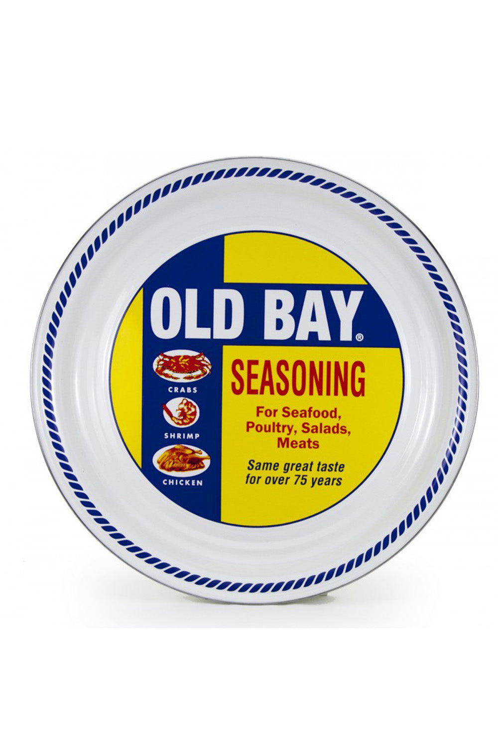 Medium Tray - Old Bay Design