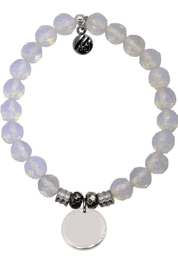 TJ Beaded Bracelet Exclusive - Opal Stone