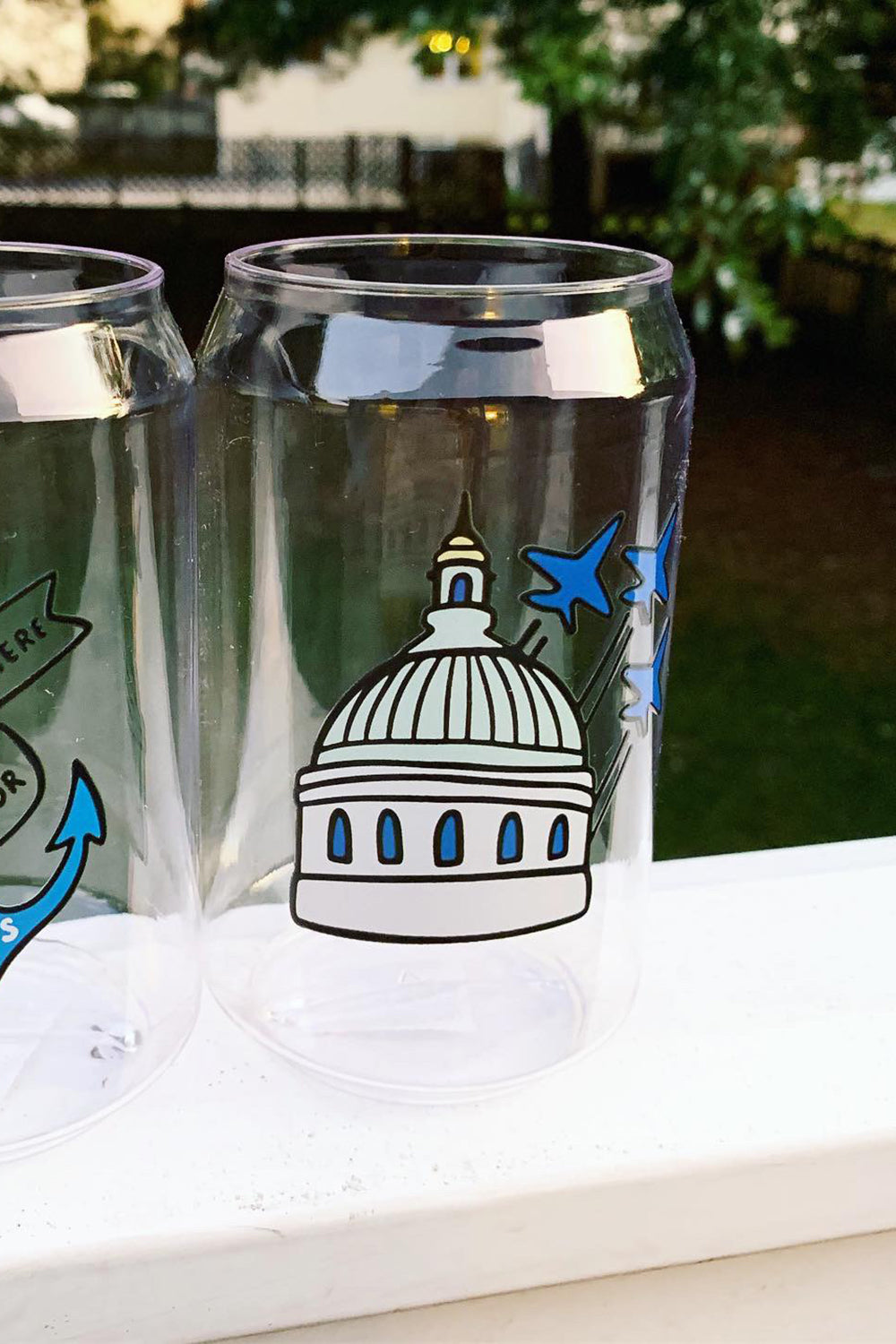 The Perfect Can Cup - Naval Academy Chapel & Blue Angels