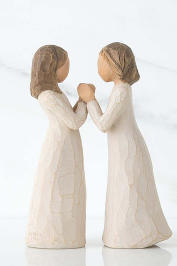 Willow Tree Figure - Sisters by Heart