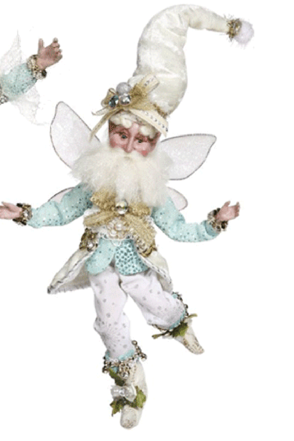 Small Fairy 2018 - Snowflake