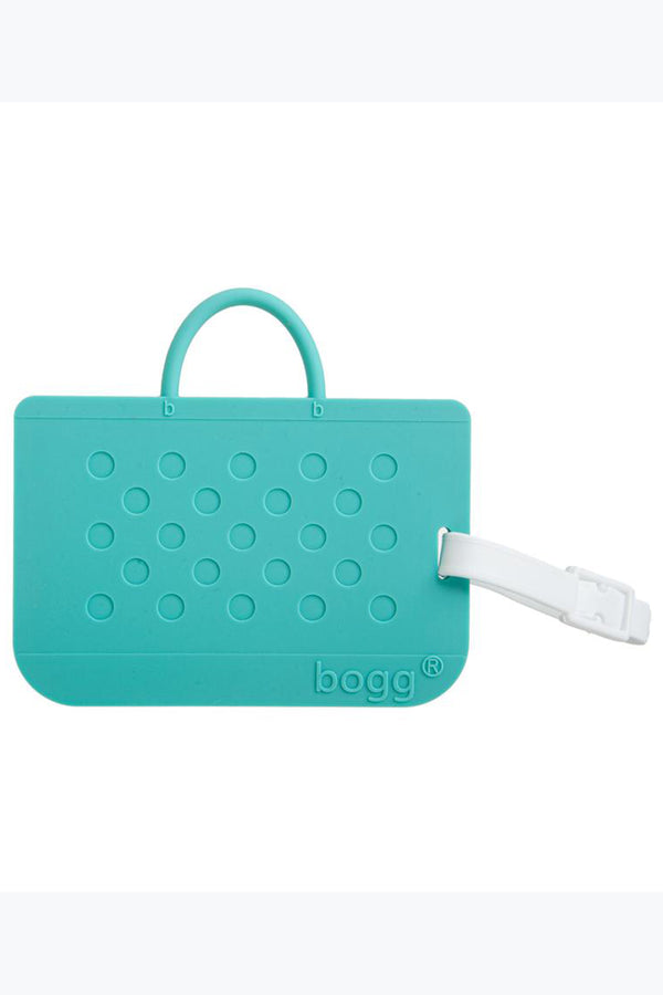 Bogg Bag Luggage Tag - Turquoise