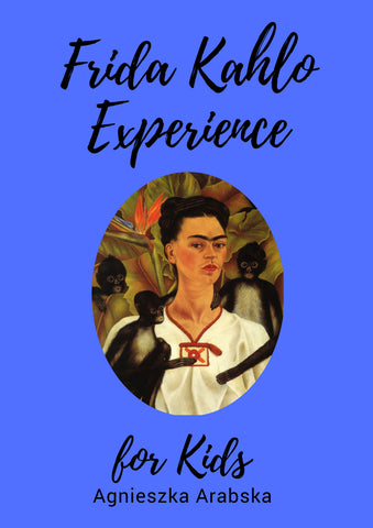 Frida Kahlo Experience Activity Book