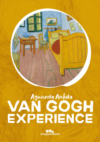Van Gogh Experience Activity Book- direct sale only
