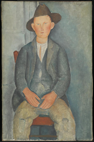 Modigliani for Kids 4th of March 2018 11-1pm