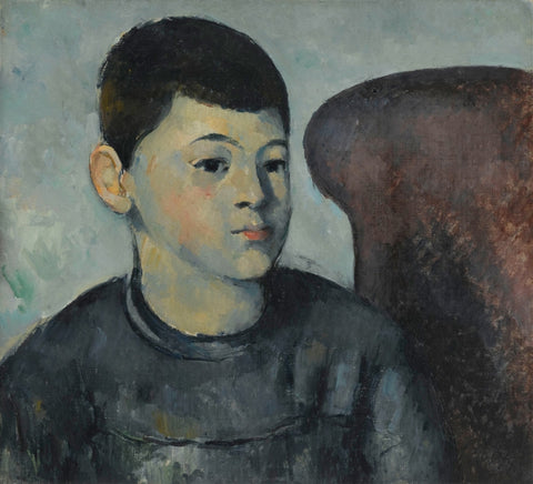Cézanne Portraits for Kids 12th of November