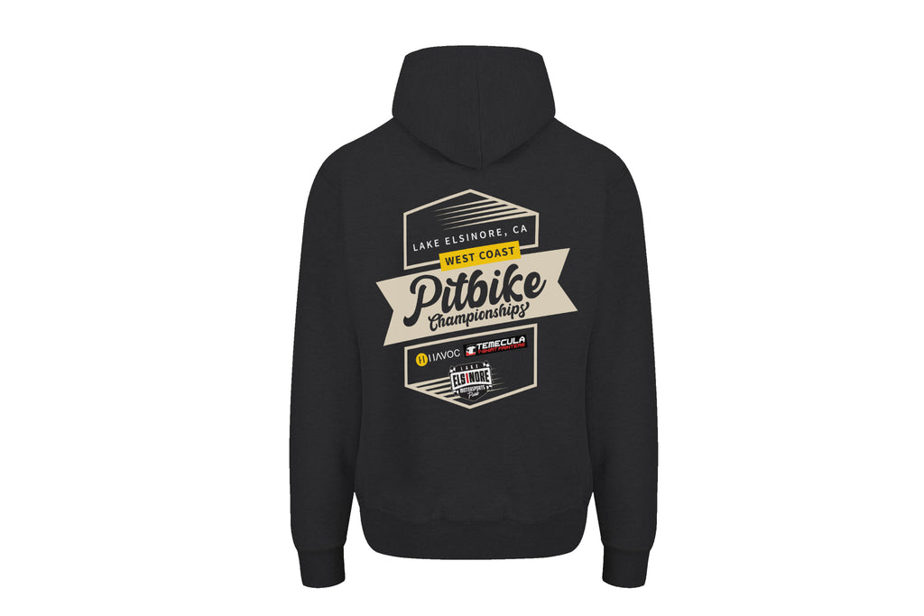West Coast Pitbike Championship Hoodie