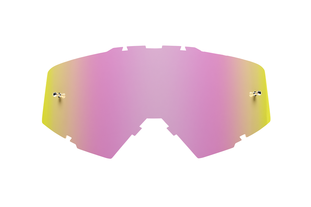 Pink Pre-Curved Lens